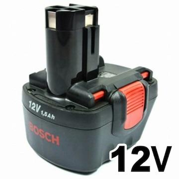 보쉬  12V 1.5Ah 배터리 O형 (1.5Ah)