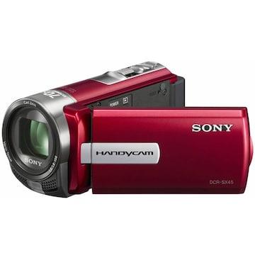 SONY HandyCam DCR-SX45 (4GB 패키지)_이미지