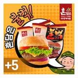 한맥식품 혼담은 불벅 140g  (5개)