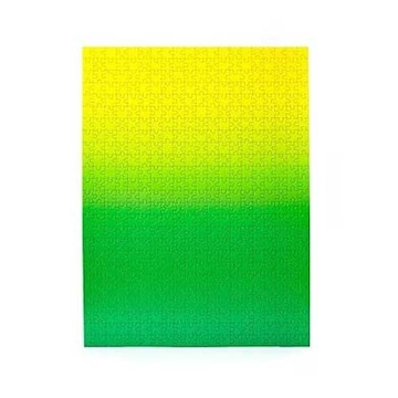 AREAWARE Gradient Puzzle Small Bryce WILNER Green/Yellow_이미지