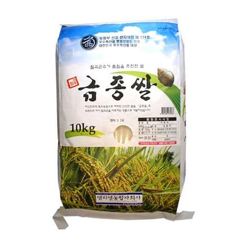 영리영농합자회사 무농약 금종쌀 10kg (1개)_이미지