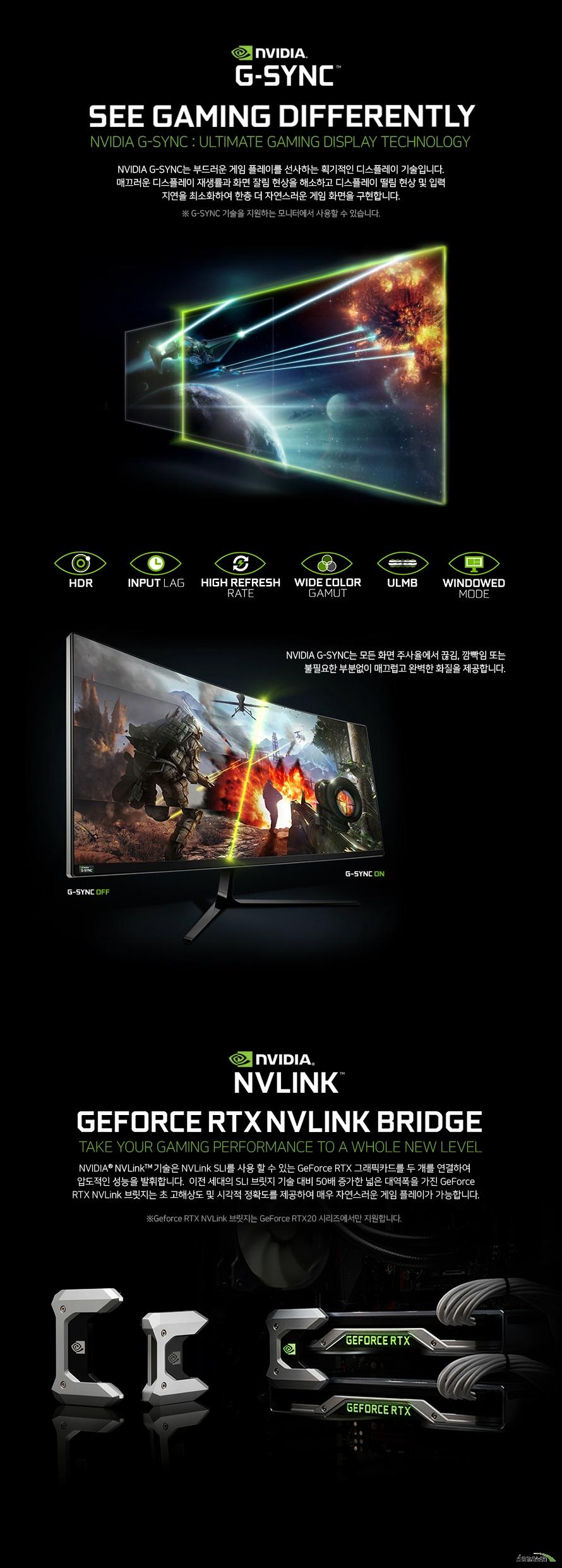 INNO3D  지포스 RTX 2080 Ti GAMING OC D6 11GB X3