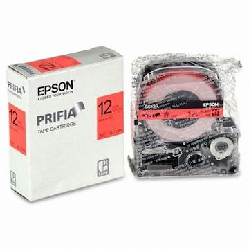 Epson LX-Tape SC12R (정품)