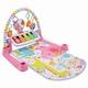 마텔 피셔프라이스 디럭스 피아노 아기체육관 (핑크)_이미지