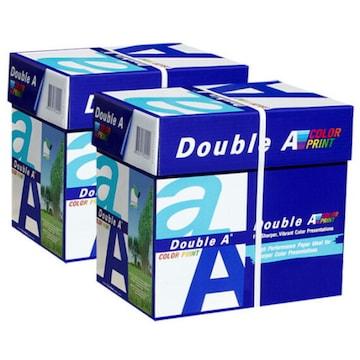 더블에이  컬러 프린트용지 A4 90g (5000매)