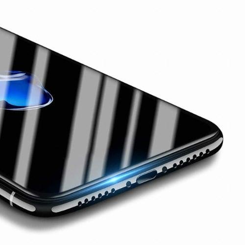 이엔엠  아이폰X/XS 제로스킨 3D 풀커버 베리어 강화유리 보호필름 (액정 1매)_이미지