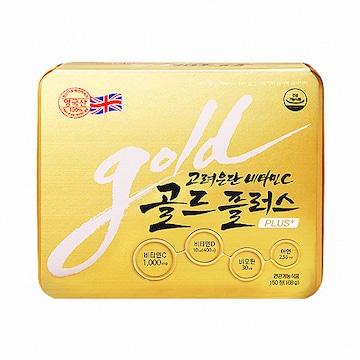 고려은단  비타민C 골드플러스 150정 (2개)