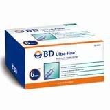 벡톤디킨슨  BD 울트라 파인 인슐린주사기 1ml 31G 6mm (100개)_이미지