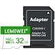 LEMIWEI micro SD LW-TF02 해외구매 (32GB+어댑터)_이미지