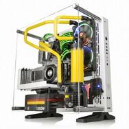 써멀테이크 Core P3 SE Snow Edition - Mid Tower Chassis 아스크텍