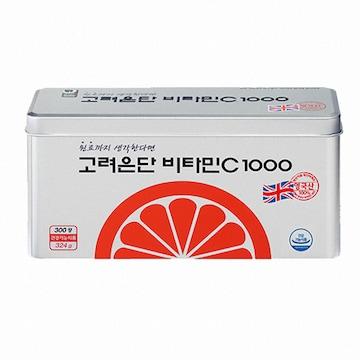 고려은단 비타민C 1000 300정(1개)
