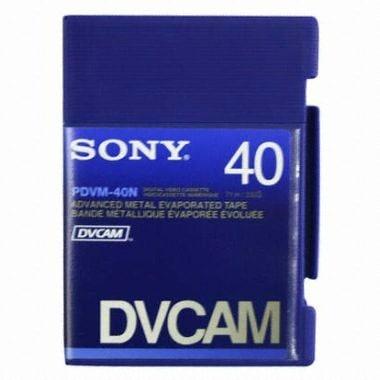 SONY PDV-40N DV테이프 (1개)_이미지