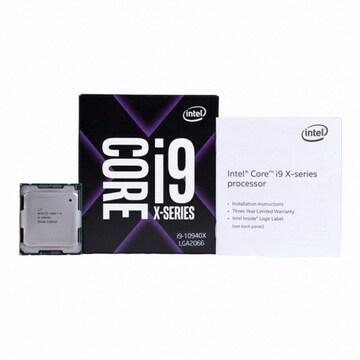 인텔 코어X-시리즈 i9-10940X (캐스케이드레이크)(정품)