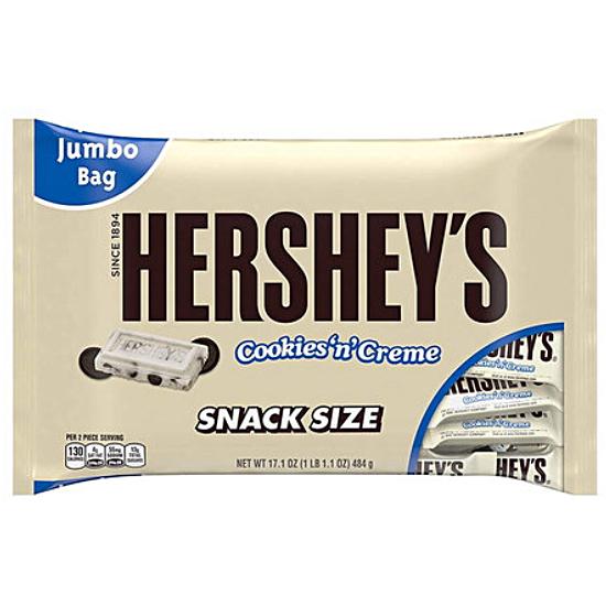 허쉬 쿠키앤크림 초콜릿 484g(1개)
