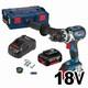 보쉬  GSR 18V-85 C Professional (6.0Ah, 배터리 2개)_이미지_0