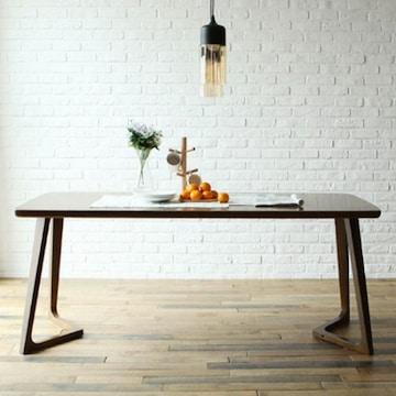 채우리  레이 원목 식탁 1800 (의자별도)