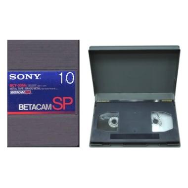 SONY BCT-10MA Betacam 10분 DV테이프 (5개)_이미지