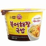 오뚜기 맛있는 오뚜기 컵밥 북어해장국밥 175g  (12개)