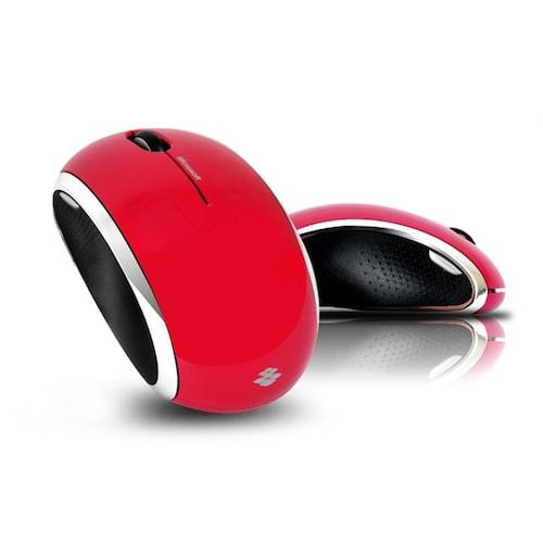 Microsoft  무선 Mobile Mouse 6000 (정품, 루비)_이미지