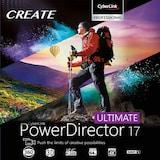 사이버링크 PowerDirector 17 Ultimate  (처음사용자용 한글)