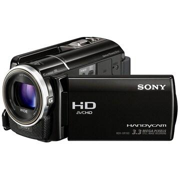 SONY HandyCam HDR-XR160 (배터리 패키지)_이미지