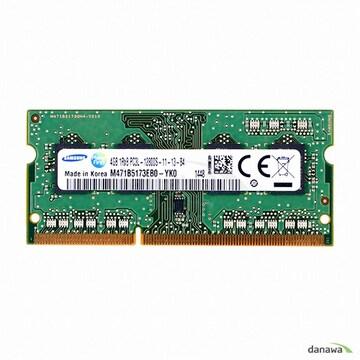 삼성전자 노트북 DDR3-1600 1.35V (4GB)_이미지