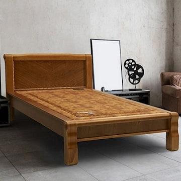 동서가구  엘가 모던 침대 S (황토볼)