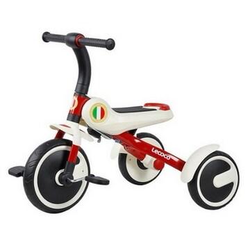 르코코 컴팩트 접이식 세발자전거