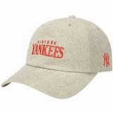 MLB  빈티지 슬라이더 커브조절캡 볼캡 뉴욕 양키스 32CPRE811-50B_이미지
