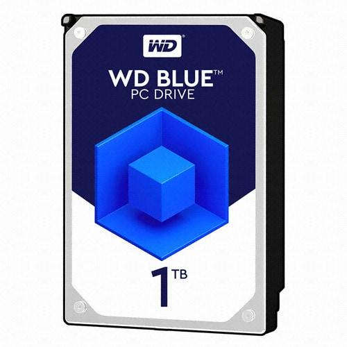 Western Digital WD BLUE 7200/64M (WD10EZEX, 1TB)_이미지