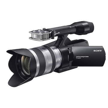 SONY HandyCam NEX-VG10 (18-55mm 렌즈)_이미지