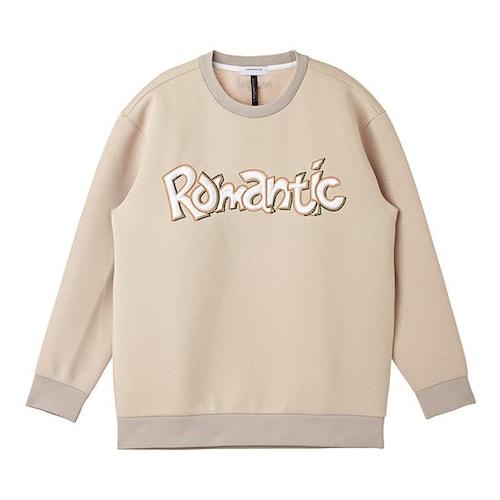 코오롱인더스트리 커스텀멜로우 L.D.H ROMANTIC sweatshirt CWTAW16200BEX_이미지