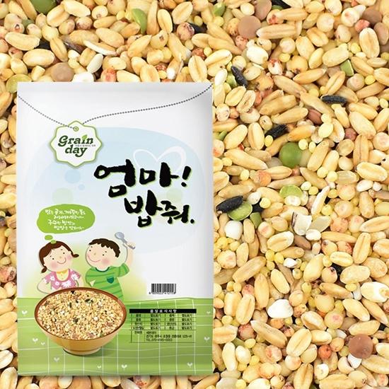 그레인데이 엄마밥줘 31곡 슈퍼푸드 혼합잡곡 10kg(1개)