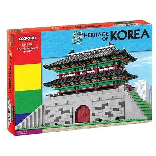 옥스포드 한국문화유산 숭례문 (KH3365)_이미지