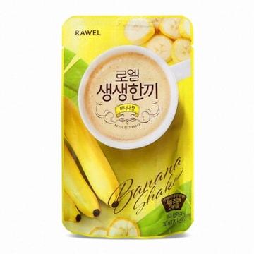 한국생활건강 로엘 생생한끼 바나나맛 30g (7개)