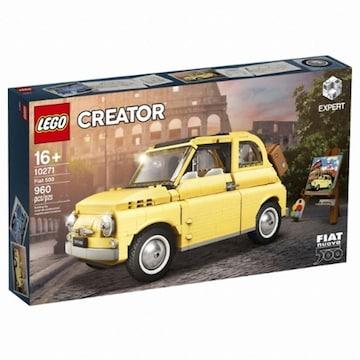 레고 크리에이터 피아트 500 (10271)