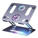 알루미늄 노트북 거치대 NTS04FAN