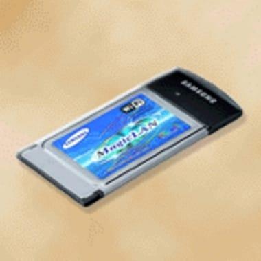 삼성전자  SWL-2100N PCMCIA 무선랜카드_이미지