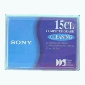 SONY Cleaning Cartridge 15CL_이미지
