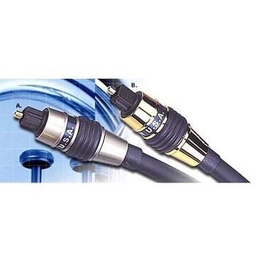 디옵텍 7Φ 24K 광오디오 케이블 (각/각) (AC70630AC-G, 3m)_이미지