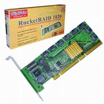HighPoint RocketRAID 1820  8-Ch_이미지