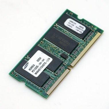 삼성전자 노트북 SDR  128MB PC-133 4칩_이미지