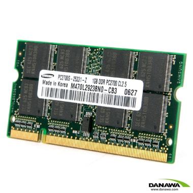 삼성전자  노트북 DDR 1G PC-2700 (정품)_이미지