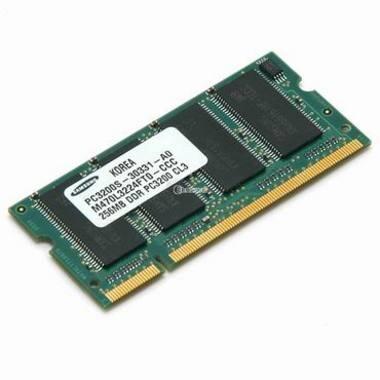 삼성전자  노트북 DDR  256M PC-3200_이미지