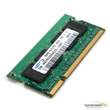 삼성전자 노트북 DDR2  256M PC2-4200_이미지