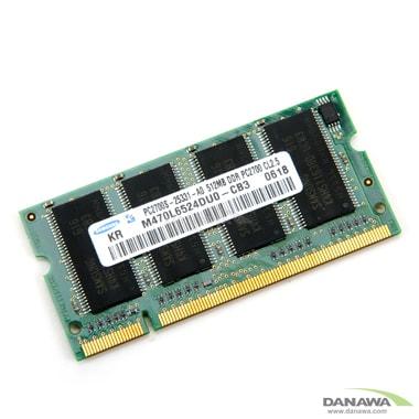 삼성전자 노트북 DDR  512M PC-2700_이미지