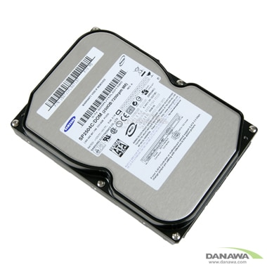 삼성전자  250GB Spinpoint P120 SP2504C/DOM (SATA2/7200/8M)_이미지