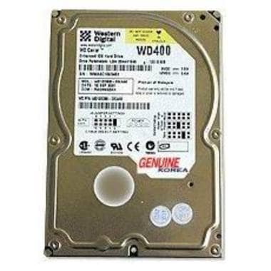Western Digital WD WD  40GB  7200rpm  WD400BB 볼_이미지