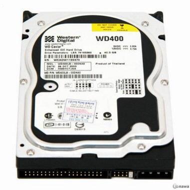 Western Digital WD WD  40GB  7200rpm  WD400LB_이미지