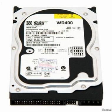 Western Digital WD WD  40GB  7200rpm  WD400BB_이미지